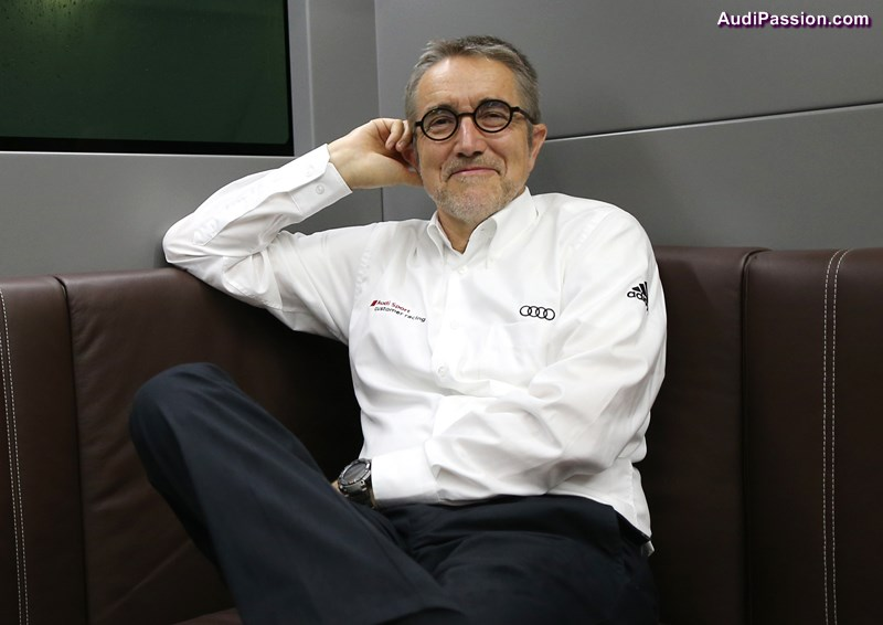 Heinz Hollerweger, Managing Director of quattro GmbH