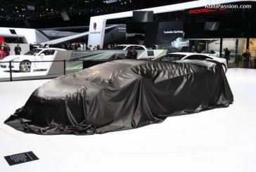 Live conférence de presse Lamborghini au salon de Genève 2019