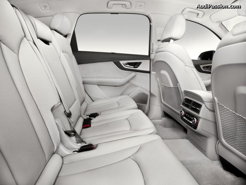 L\'Audi Q7 élue meilleur design intérieur haut de gamme