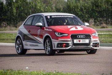 Audi Bauer Paris driving academy – Une école de pilotage Audi sur circuit