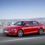 IAA 2015 – Nouvelles Audi S4 et S4 Avant B9