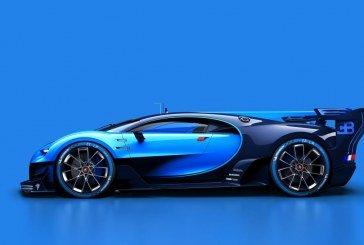Bugatti Vision Gran Turismo – Première mondiale à l'IAA 2015