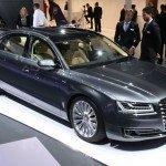 Live IAA 2015 – Audi A8 L W12