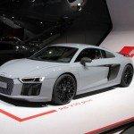 Live IAA 2015 – Audi R8 V10 & Audi R8 V10 plus