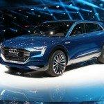 Live IAA 2015 – Audi e-tron quattro concept en détail