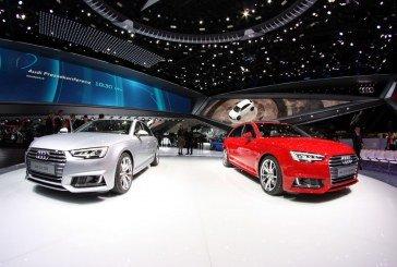 Live IAA 2015 – Des pneus Hankook en première monte sur les nouvelles Audi A4 & S4