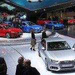 Live IAA 2015 – Découverte du stand Audi en détails