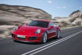 Nouvelle Porsche 911 Carrera – Nouvelle motorisation, châssis amélioré, nouveau PCM
