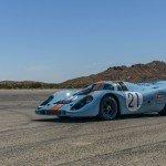 Une Porsche 917K restaurée retourne sur un circuit 40 ans après aux États-Unis