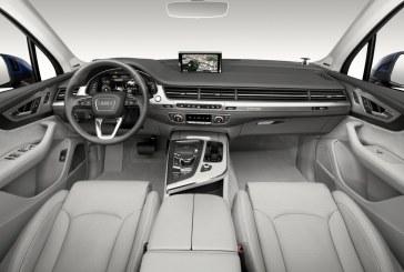 L'Audi Q7 élue meilleur design intérieur haut de gamme