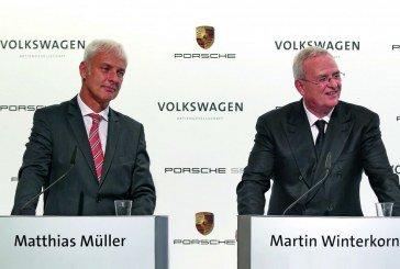Affaire Volkswagen – Le patron de Porsche Matthias Müller pourrait succéder à Martin Winterkorn