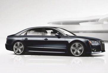 Audi USA lance l'Audi A8 L 4.0T Sport de 450 ch