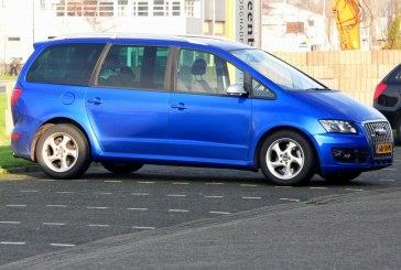 Insolite – une Audi Monospace