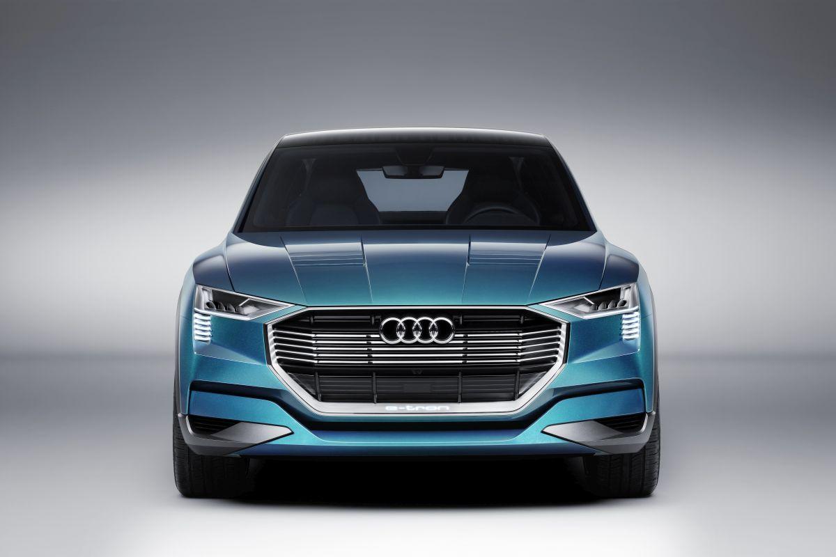 Une charge rapide avec 150 kW de puissance - Audi est activement impliquée dans ChaRIN eV