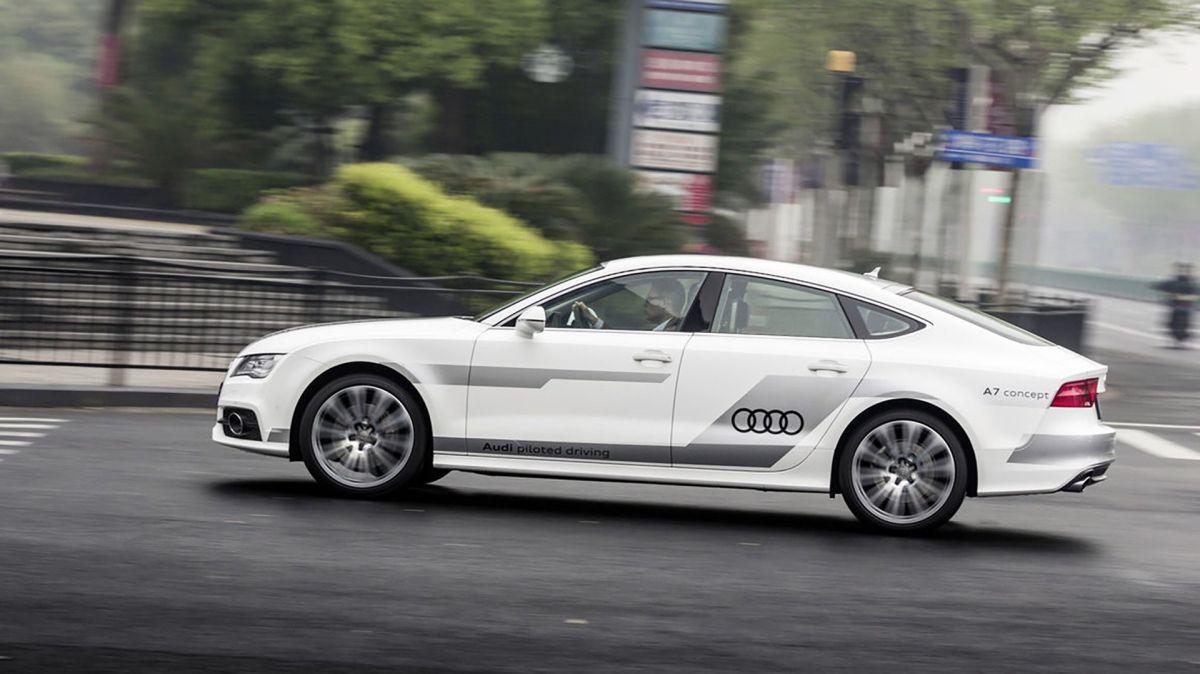 Audi participe au projet de recherche UR:BAN sur les futurs systèmes d'aide à la conduite en ville