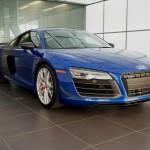 Audi R8 LM – Une édition limitée à 8 exemplaires pour le Canada