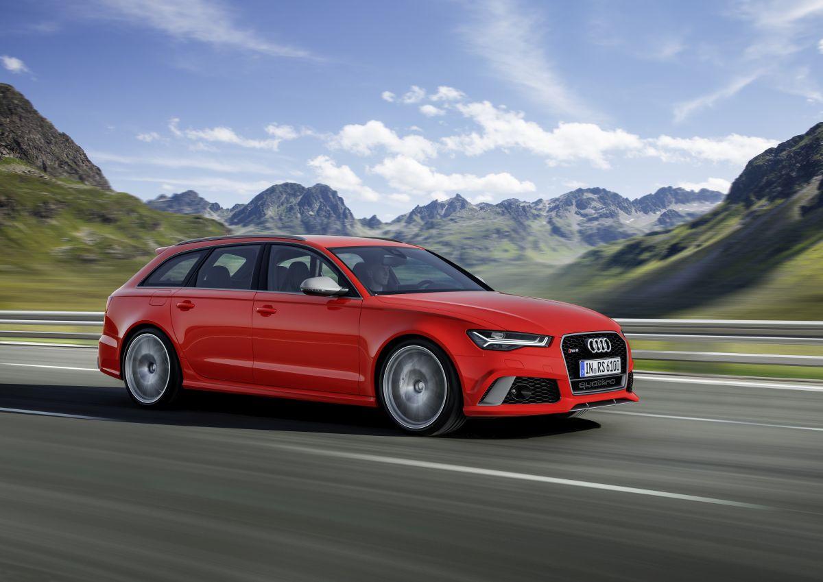 Nouvelles Audi RS 6 Avant performance et Audi RS 7 Sportback performance - 605 ch et 750 Nm