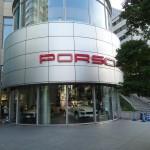 Porsche Center Ginza à Tokyo