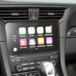 Porsche écarte Android Auto au profit de CarPlay dans son PCM