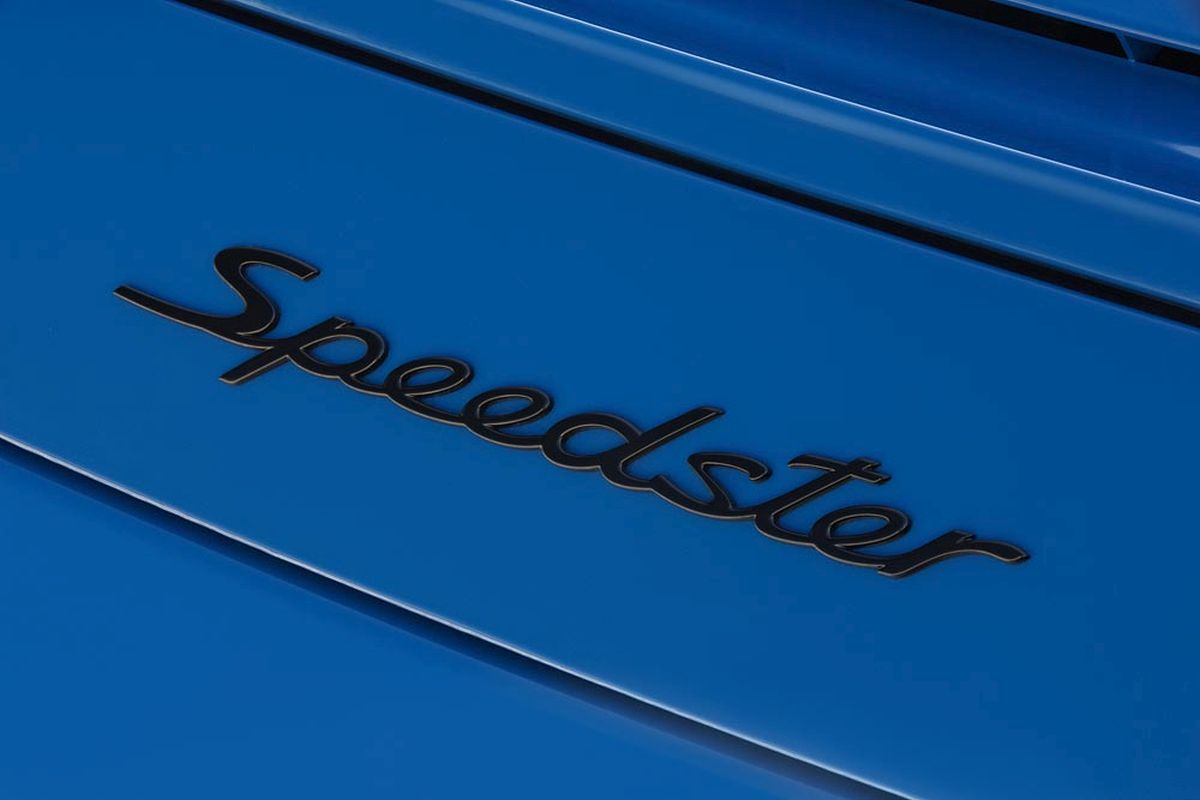 Histoire de la Porsche Speedster - 5 générations depuis 1954