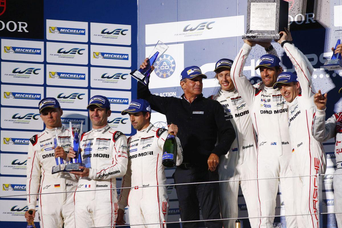 WEC - Un nouveau doublé Porsche aux 6 Heures de Fuji