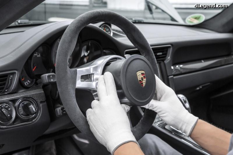 Rajeunissement Des Porsche 911 D Occasion Via Porsche Tequipment Pour Ses 20 Ans 4legend Com