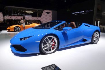 Live IAA 2015 – Visite en vidéo du stand Lamborghini