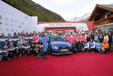 Audi entame sa 14ème saison de Ski World Cup