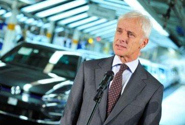 Groupe Volkswagen – Matthias Müller dévoile les prochaines étapes