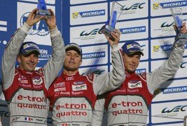 WEC – Audi s'incline de nouveau face à Porsche à Fuji – 3ème place sur le podium