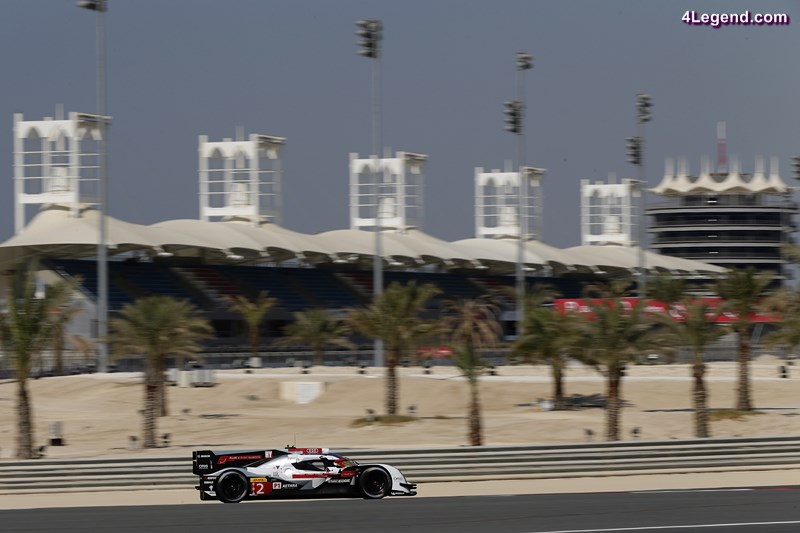 Audi will face special conditions in Bahrain