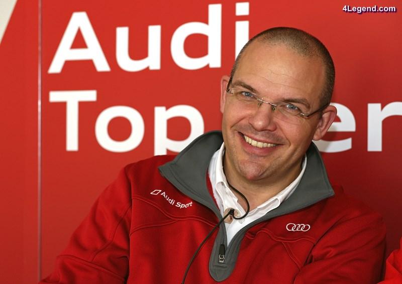 Chris Reinke (Head of LMP)