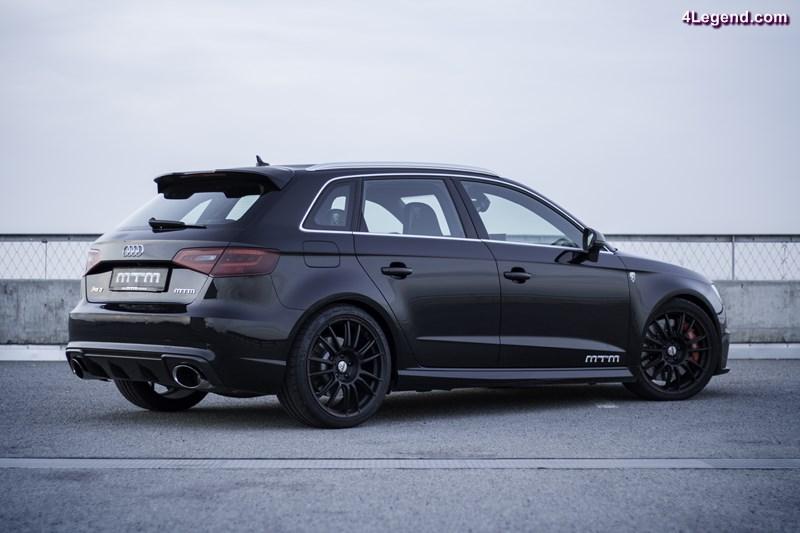 L Audi Rs3 Mtm De 435 Ch Franchit La Barri 232 Re Des 300 Km H