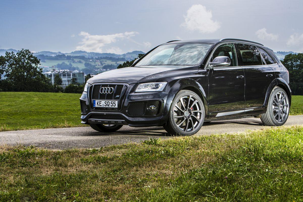 ABT Super-Q5 de 365 ch - Plus puissant qu'une Audi SQ5 TDI plus