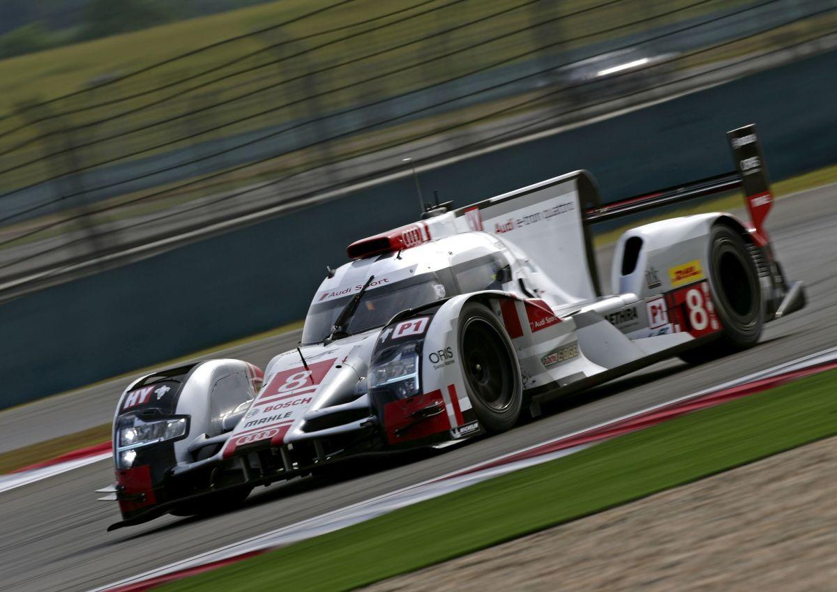 Finale WEC - Audi va se battre jusqu'au bout au Bahreïn pour le titre des pilotes