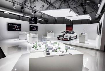 Audi future performance days 2015 – Audi intensifie l'électrique avec la solution idéale pour chaque modèle