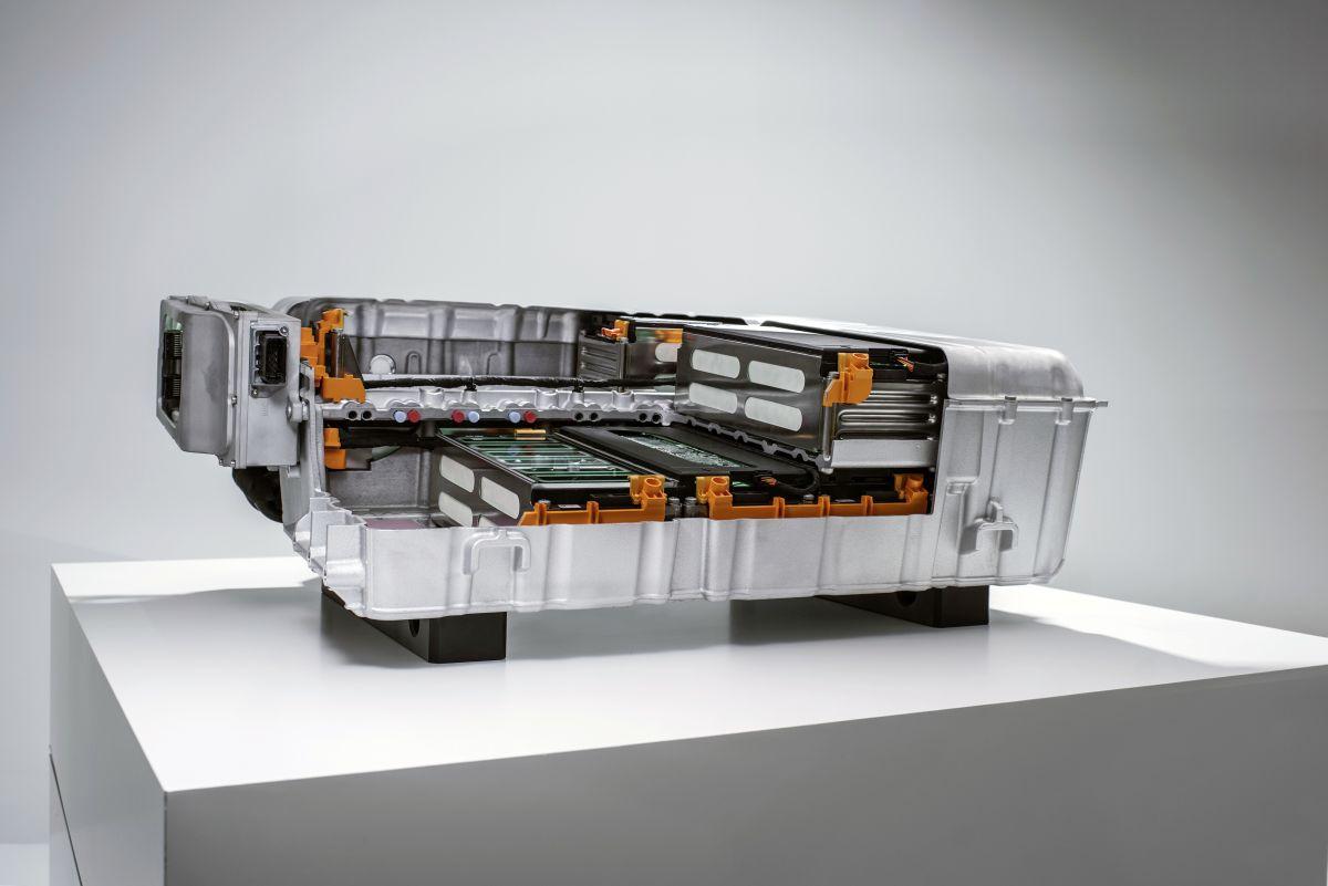 Audi future performance days 2015 - Technologie des batteries