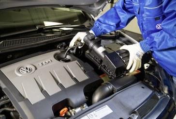 Volkswagen commence la mise en œuvre des mesures techniques sur les moteurs diesel de type EA189 en Europe suivi par Audi