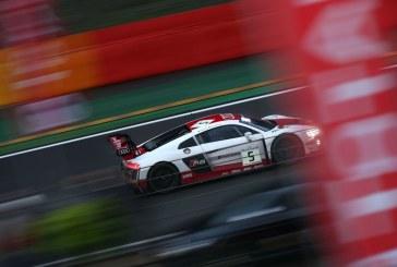 Première asiatique de l'Audi R8 LMS à la première Coupe du Monde FIA GT à Macao