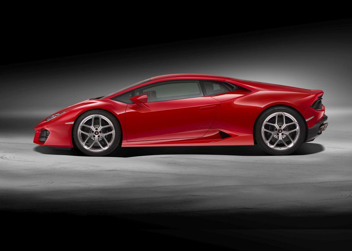 Lamborghini Huracán LP 580-2 - Une propulsion pour se faire plaisir