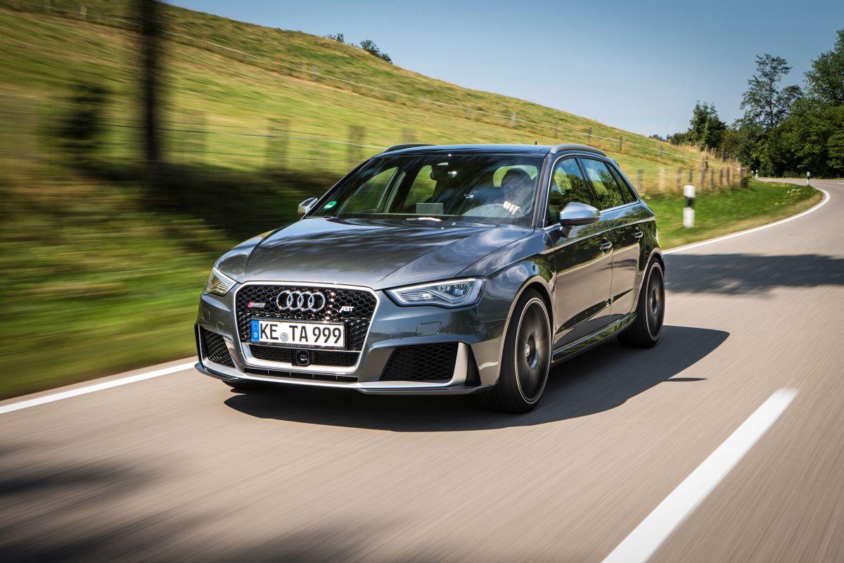 ABT propose de nouveaux stabilisateurs sportifs pour les Audi S3, RS 3, TT et TTS