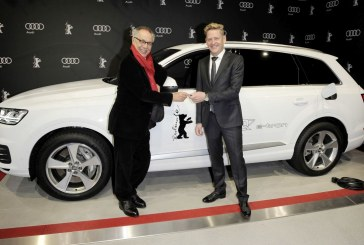 Audi étend son partenariat avec le Festival International du Film de Berlin