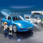 La nouvelle Porsche 911 Targa 4S chez Playmobil