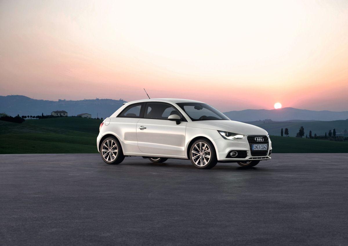 Des Audi A1 modèle 2016 concernées par les problèmes d'émissions de C02