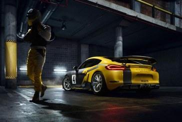 Vidéo Porsche Cayman GT4 Clubsport