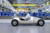 Audi Toolmaking a fabriqué une Auto Union Typ C par impression 3D