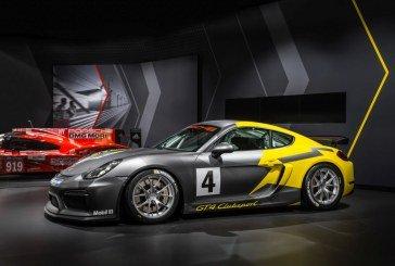 Porsche Cayman GT4 Clubsport – Le nouveau challenger sur les circuits