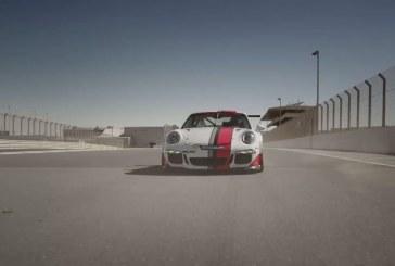 Vidéo Porsche avec Mark Webber contre l'utilisation d'un téléphone au volant