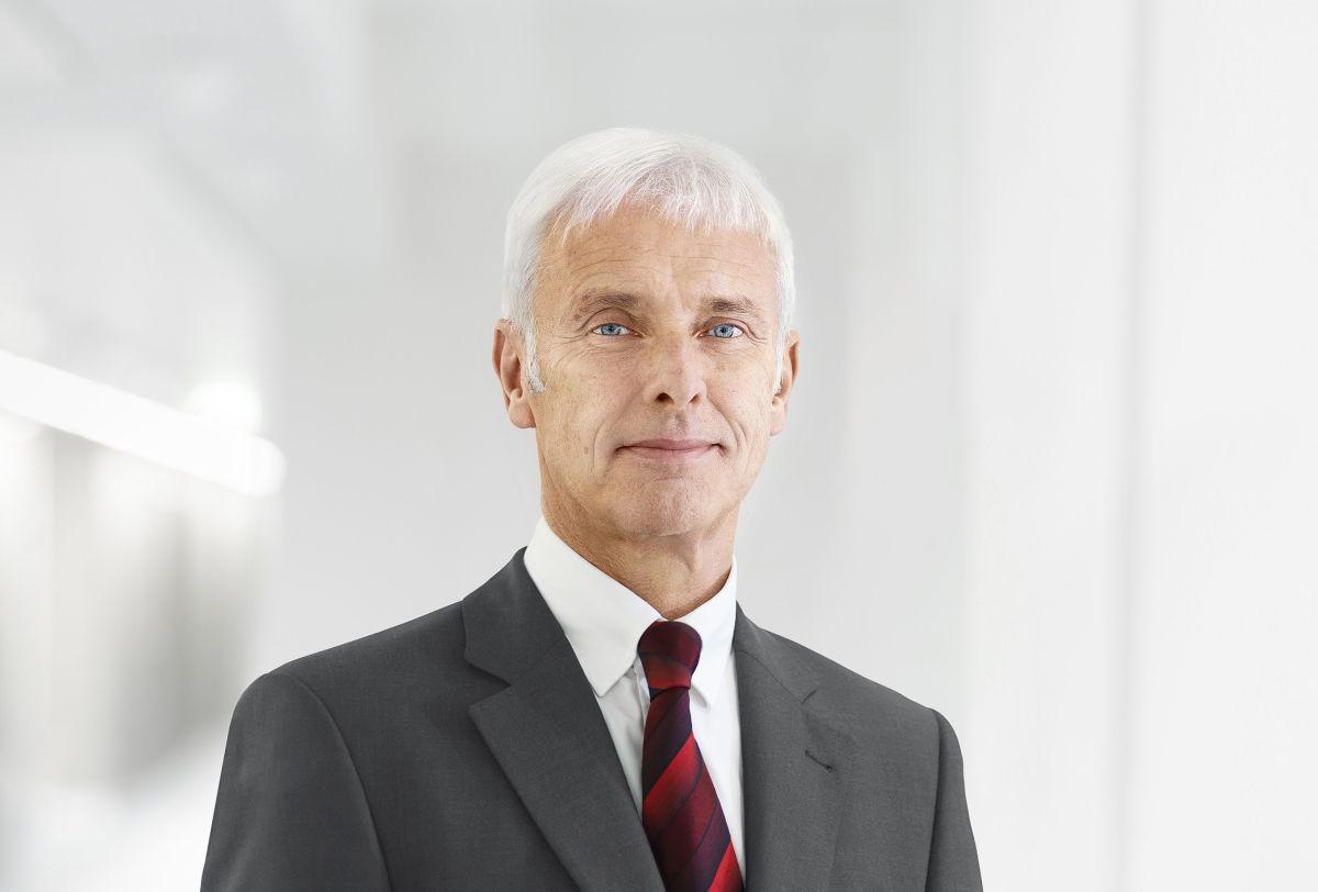 Matthias Müller est nommé Président du Conseil de Surveillance de Audi