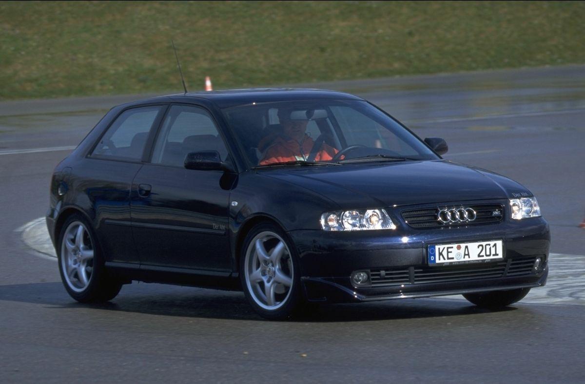 ABT célèbre l'Audi A3 pour son 20ème anniversaire